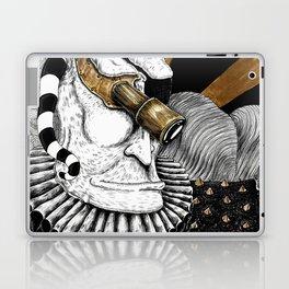 The Creator of Malignant Metaphors Laptop & iPad Skin
