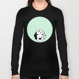Pop Dog Dalmatian Long Sleeve T-shirt