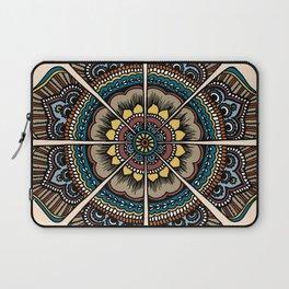 Byzantium con leche Laptop Sleeve