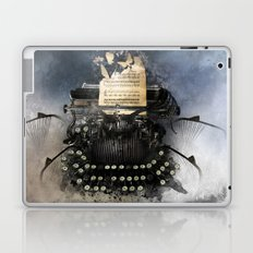 Piandemonium - Writers' Waltz Laptop & iPad Skin