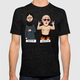 Rasputin and RadPutin T-shirt