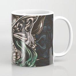 Moth and tiger Coffee Mug