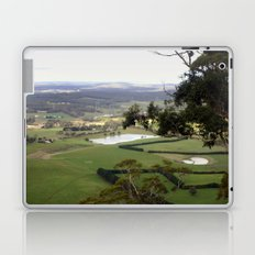 Landscape view from Mt.Bunninyoung - Australia Laptop & iPad Skin