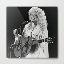 DollyParton Poster, Dolly Parton Vintage Photograph, Rock Music Legends, Housewarming Gifs for ,Home Decor, Prints,Music Art,Home Decor Metal Print
