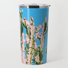 Cactus Beauty #cactus #society6 #decor #buyart Travel Mug