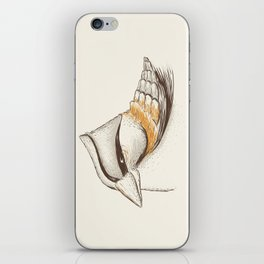 Rufous-collared Sparrow iPhone Skin