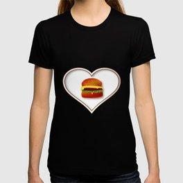Love Burgers T-shirt