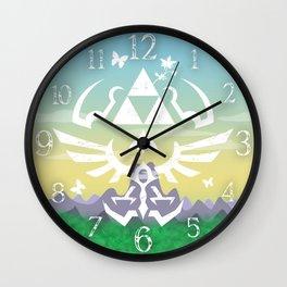 Breath of the Wild Clock Wall Clock