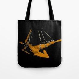 The hanging girl II Tote Bag