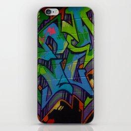 Atlanta Street Art iPhone Skin