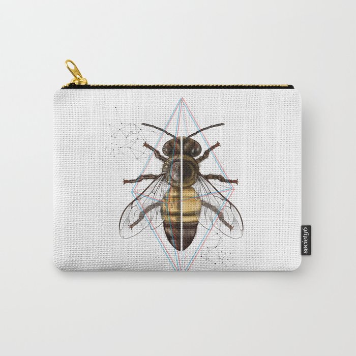 BeeSteam Carry-All Pouch