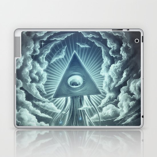 War Of The Worlds I. Laptop & iPad Skin