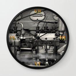 Delicious Engineering Wall Clock