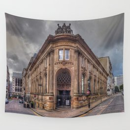 The Old Financial District Wall Tapestry