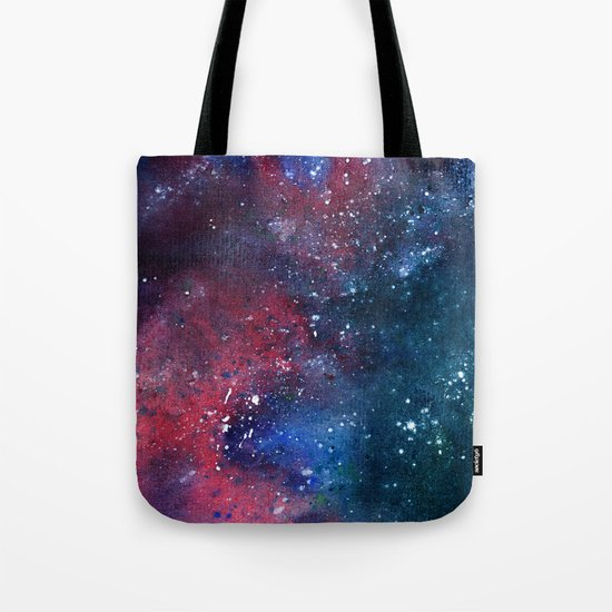 In the blues Tote Bag