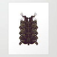 nordic Art Prints featuring Nordic by Archilse