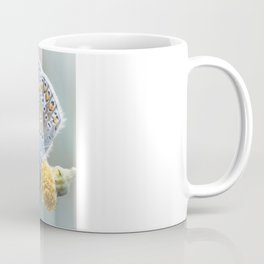 Composition in Yellow and Blue....  Coffee Mug