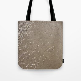 waved water Tote Bag