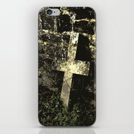 Place to rest iPhone Skin