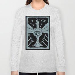 Manifestation (Black) Long Sleeve T-shirt