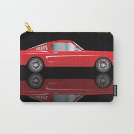 Very Fast Red Car Carry-All Pouch
