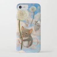 onesie iPhone & iPod Cases featuring Dandemouselings by Aimee Stewart