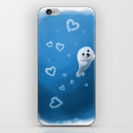 Love, From Baby Seal iPhone Skin