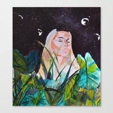 Romanticizing Sadness Canvas Print