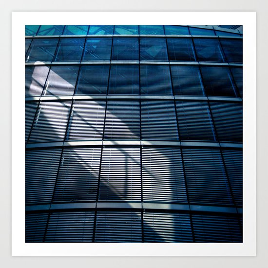 architecture study 4 Art Print