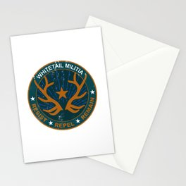 Whitetail Militia Stationery Cards