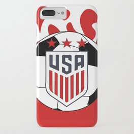 United States Soccer iPhone Case