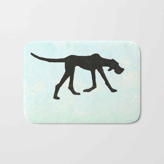 Rufus hound Bath Mat
