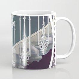 Stairway to heaven - dot circle graphic Coffee Mug