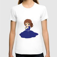ouat T-shirts featuring OUAT - Belle by Choco-Minto
