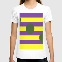 Circles and Stripes T-shirt