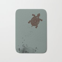 Lo Shu Turtle Bath Mat