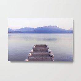 Lake Annecy, France Metal Print
