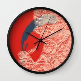 Jean-Paul Wall Clock