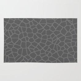 Staklo (Gray on Gray) Rug