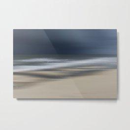 18:38 Northsea Metal Print