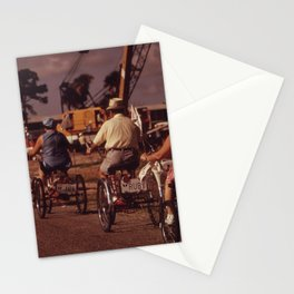 Tricycle Club Stationery Cards