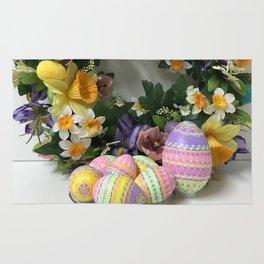 Easter Rug