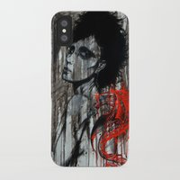 pain iPhone & iPod Cases featuring Pain by Clayton Young