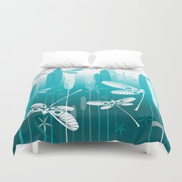 CN DRAGONFLY 1014 Duvet Cover