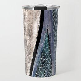 contrast Travel Mug