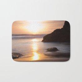 Trinidad Sunset - Another View Bath Mat