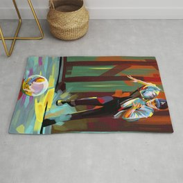 The Showdown Rug