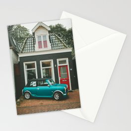 Amsterdam Mini small house Stationery Cards
