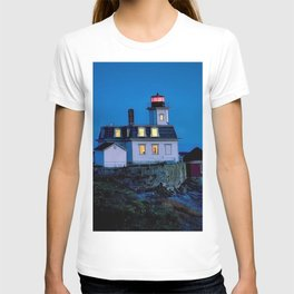 Rose Island Lighthouse; Narragansett Bay, Rhode Island T-shirt