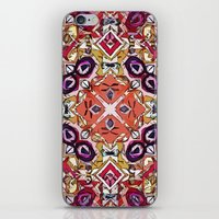 morocco iPhone & iPod Skins featuring Berry Morocco by Glanoramay